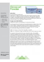 Dexacort Powder