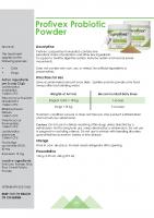 Profivex-Powder-Pork-Liver