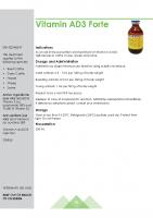 Vitamin AD3 Forte